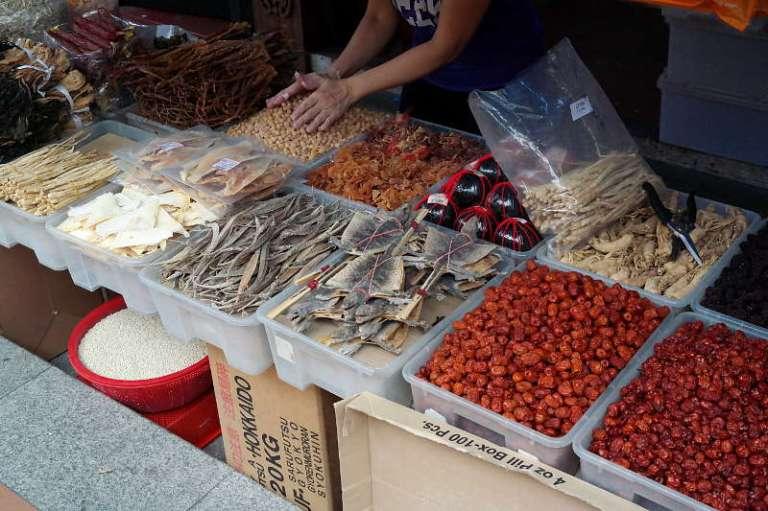 China Town Singapur