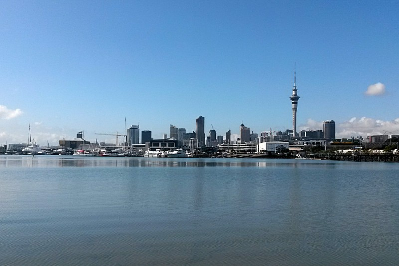 Auckland Downtown