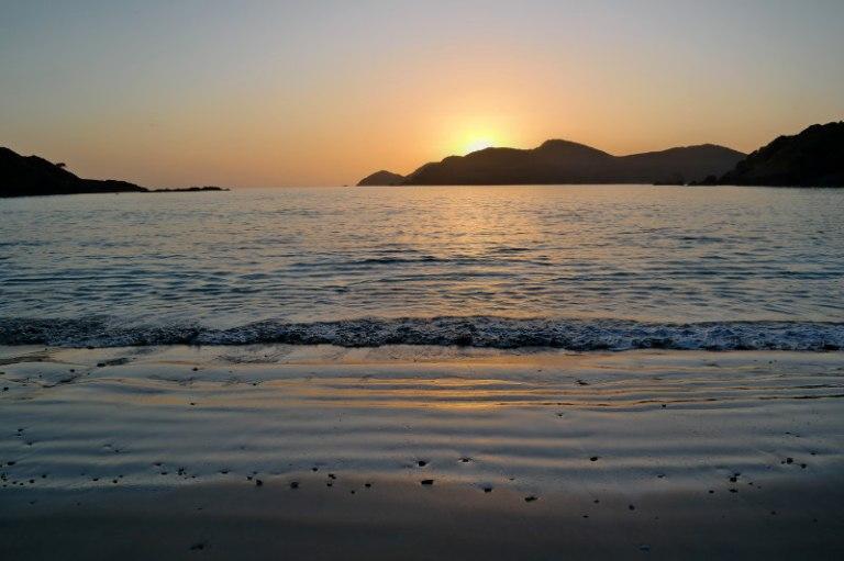 Maitai Bay Sonnenaufgang