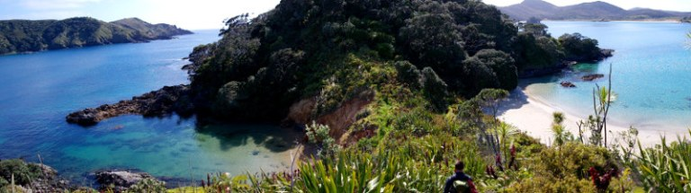 Merita Beach und Maitai Bay