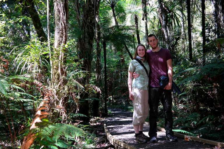 Trounson Kauri Forest