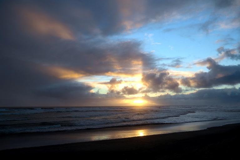 muriwai_sunset