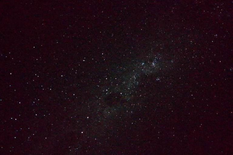Sternenhimmel Neuseeland