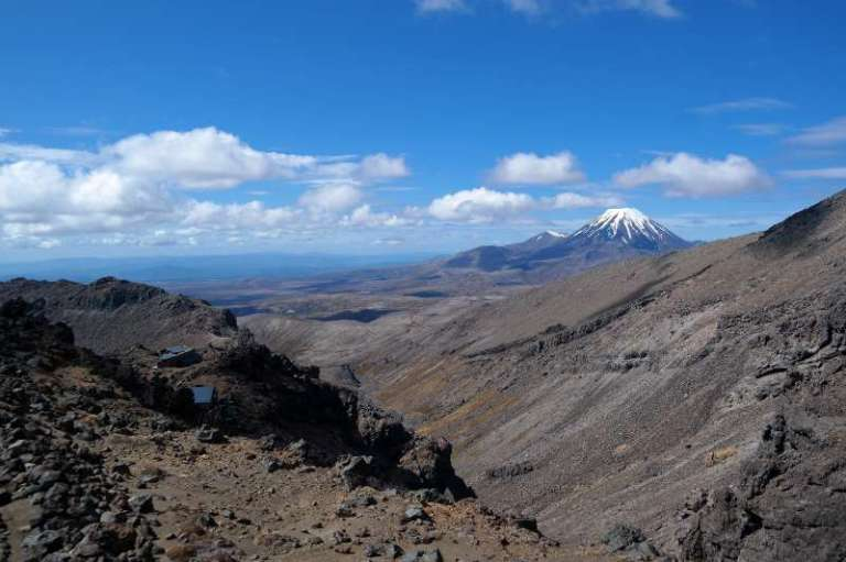 Tongariro Nationalpark Mt Doom