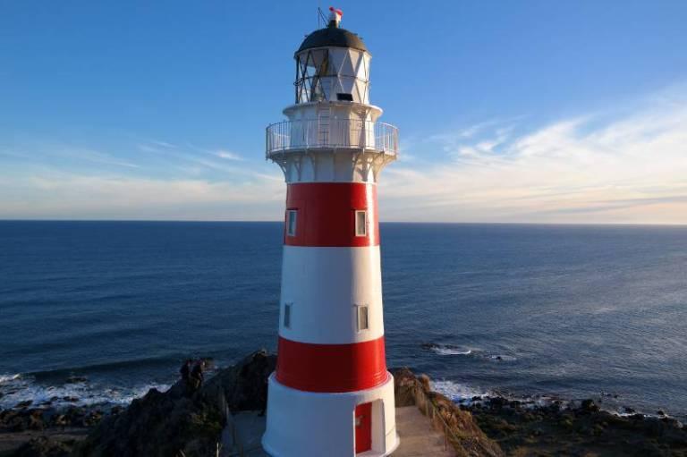Leuchtturm Neuseeland Cape Palliser