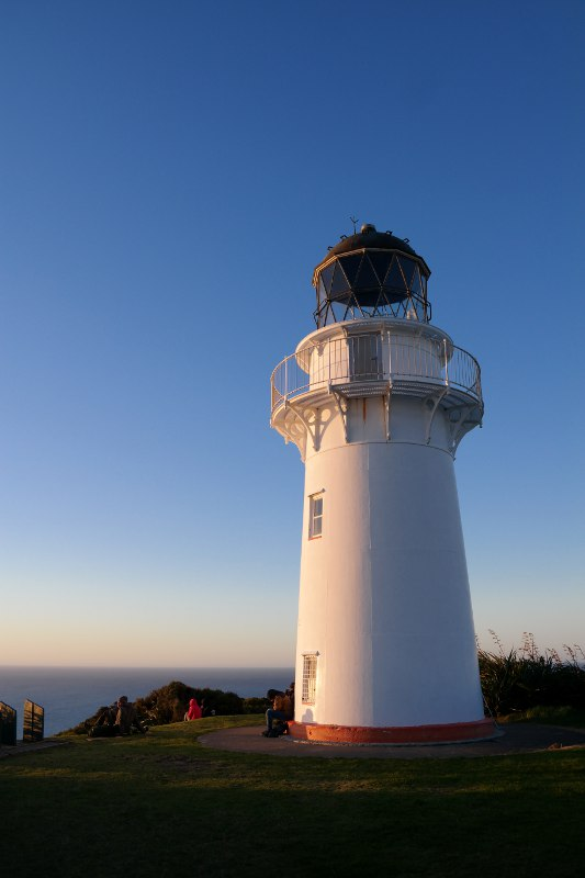 Leuchtturm Neuseeland East Cape Ostkap