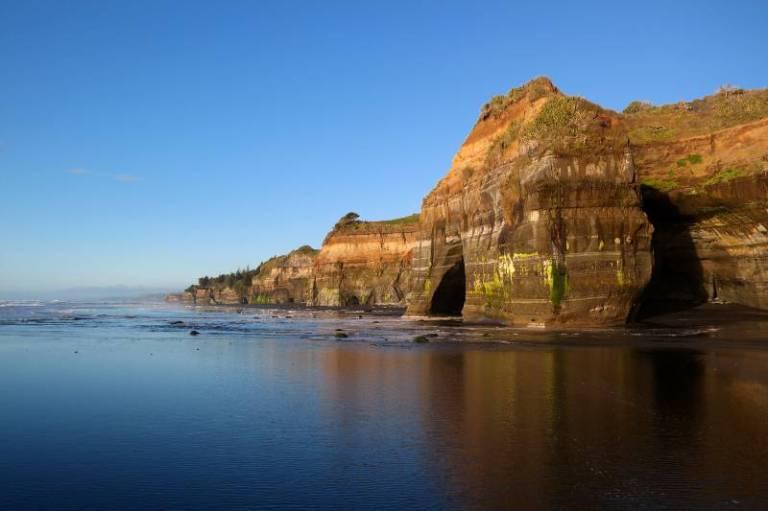 Tongaporuto Westcoast Neuseeland