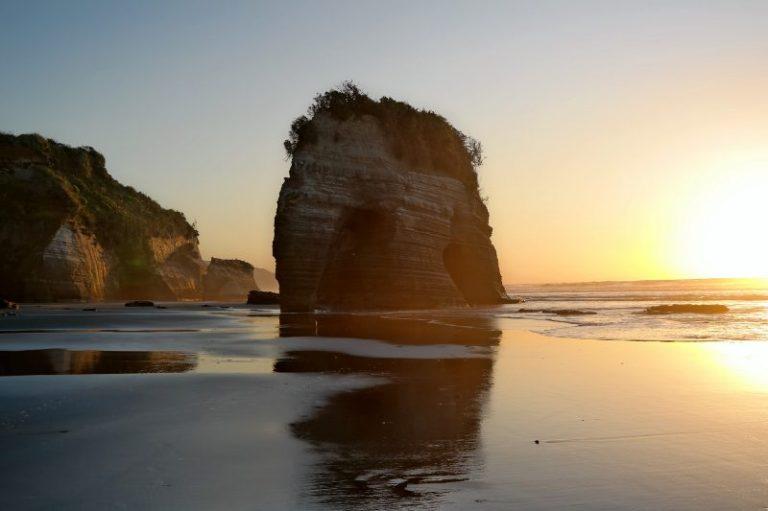 Elephant Rock Neuseeland