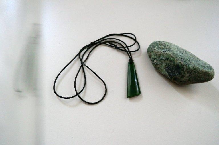 Neuseeländische Jade