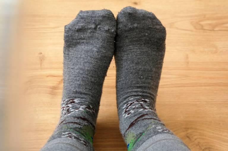 Merino Socken NZ