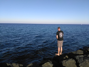 Angeln auf Korsika II