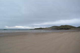 Newborough Beach Anglesey, Wales