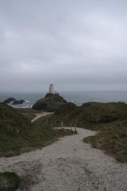 Tŵr Mawr Leuchtturm