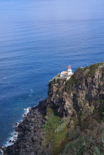 Leuchtturm Sao Miguel Azoren