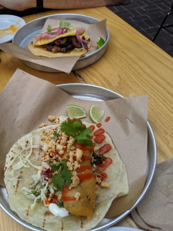 Tacos in Vancouver