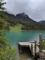 Yoho Nationalpark: Emerald Lake