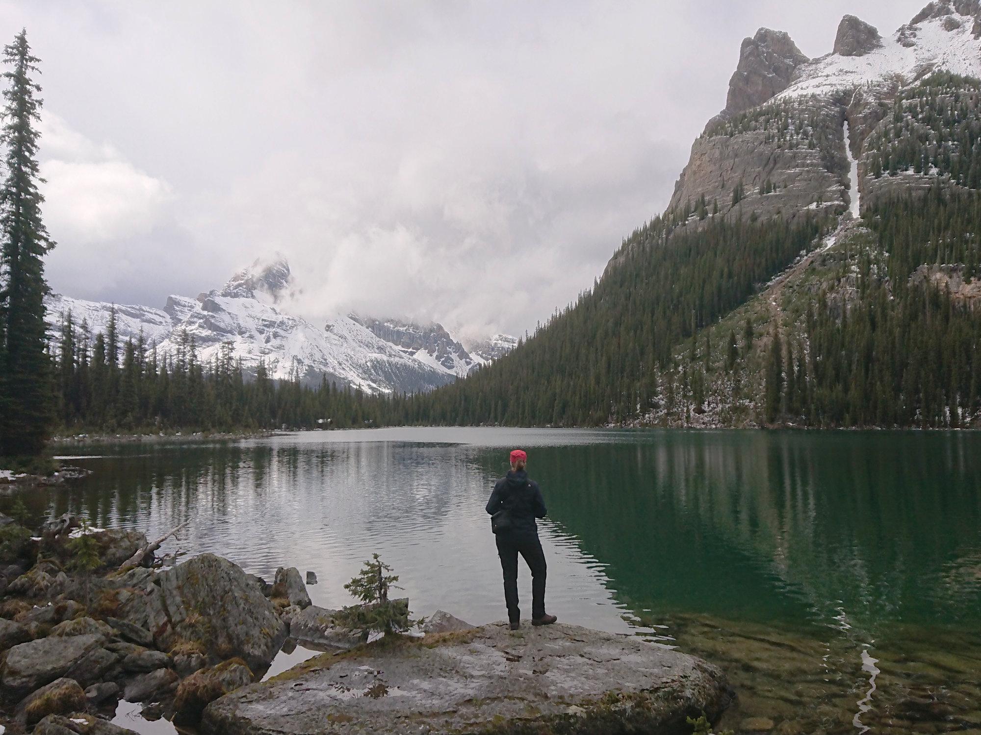 Kanadas Westen: Yoho-Nationalpark