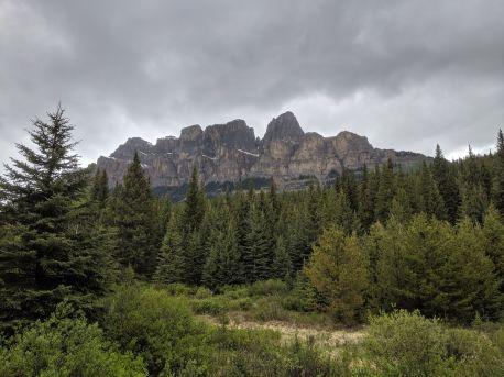 Castle Mountain Lookout