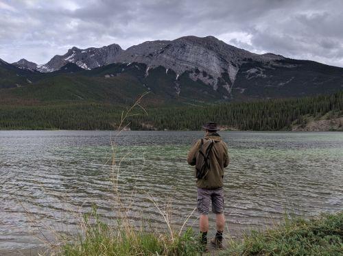 Angeln im Jasper Nationalpark