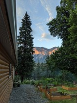 B&B in Lillooet