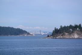 Fähre von Horseshoebay nach Nanaimo Vancouver Island