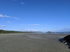 Strand bei Tofino