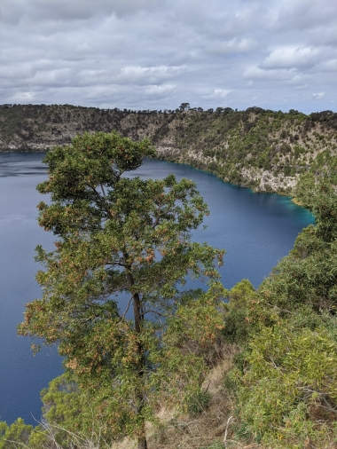 Blue Lake Mount Gambier