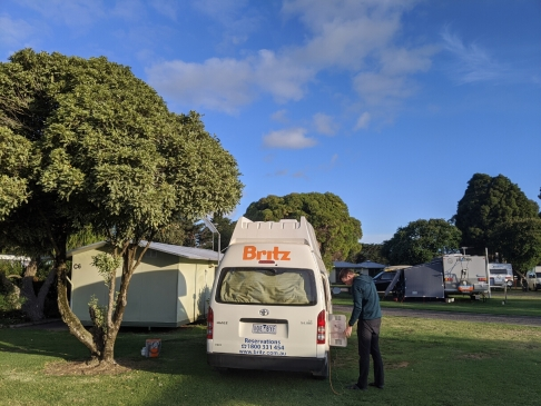 Pine Country Caravan Park