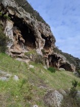 Tarragal caves Cape Bridgewater